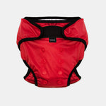 Baby & Toddler, Reusable Swim Nappy + Wet Bag - Red