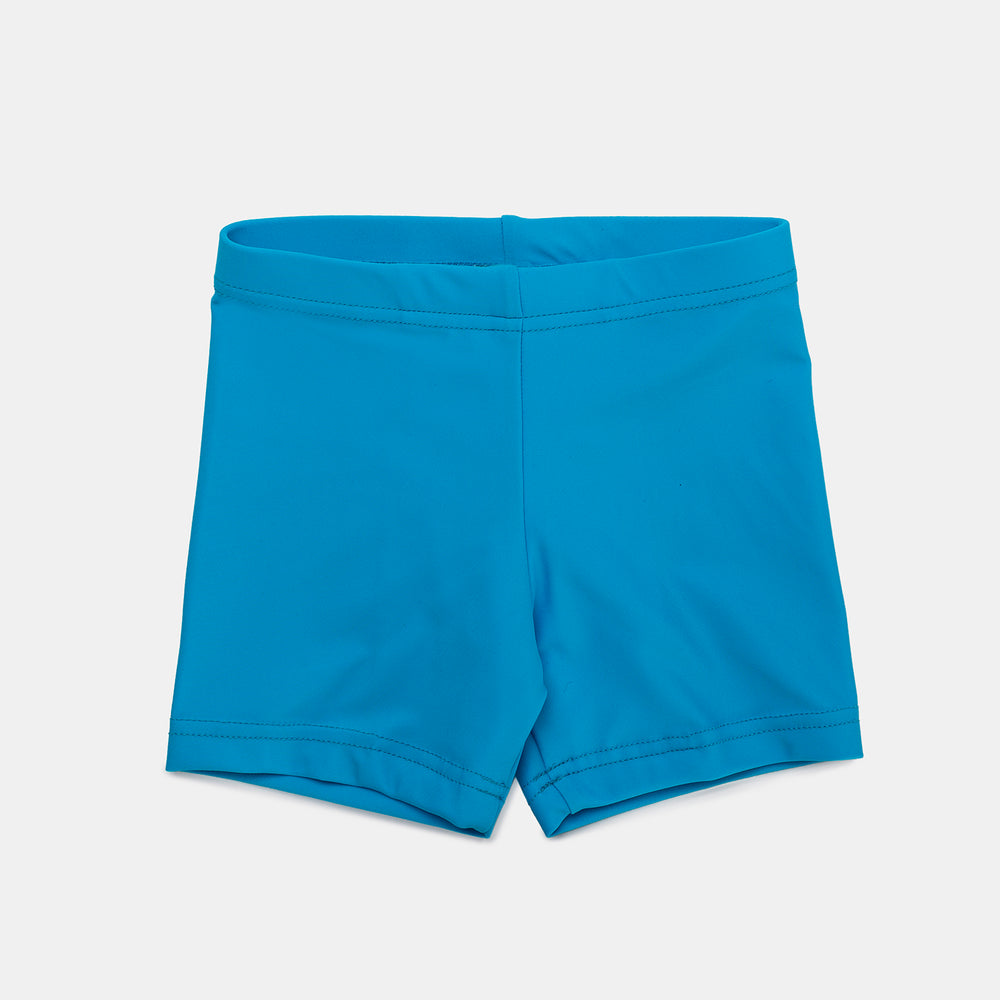 Swim Shorts - Aqua Blue