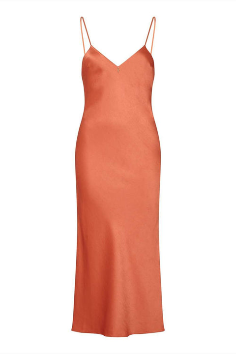 Cobain Dress Orange