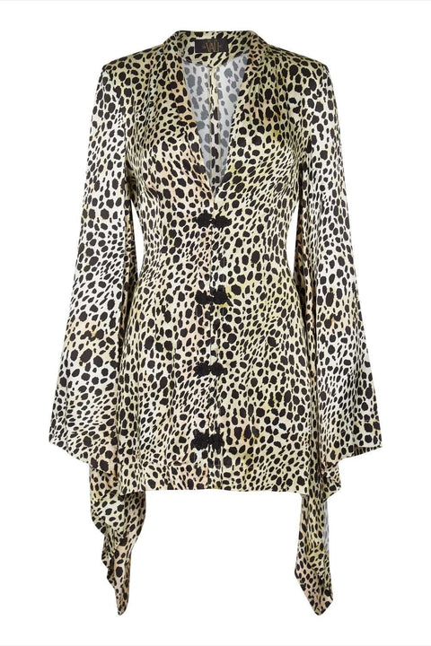 Loki Dress Leopard