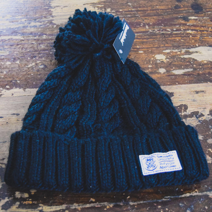 Cable Knit Winter Beanie