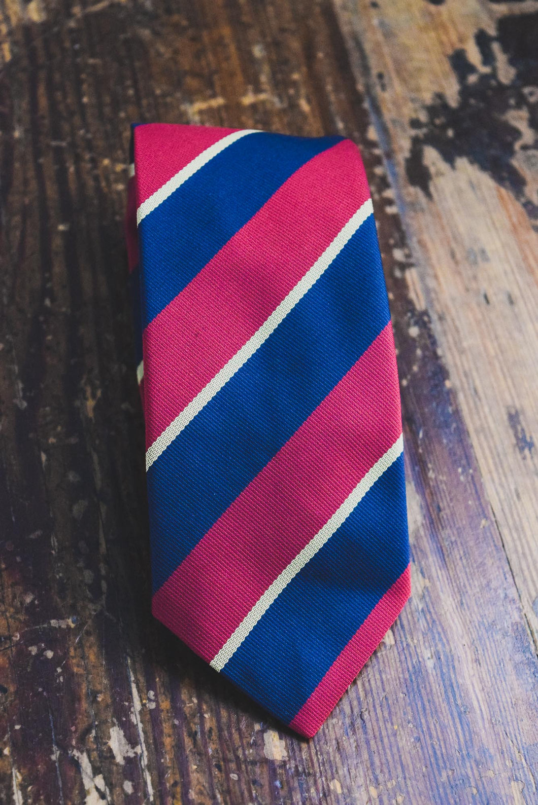 Sale Uni Striped Tie - Polyester