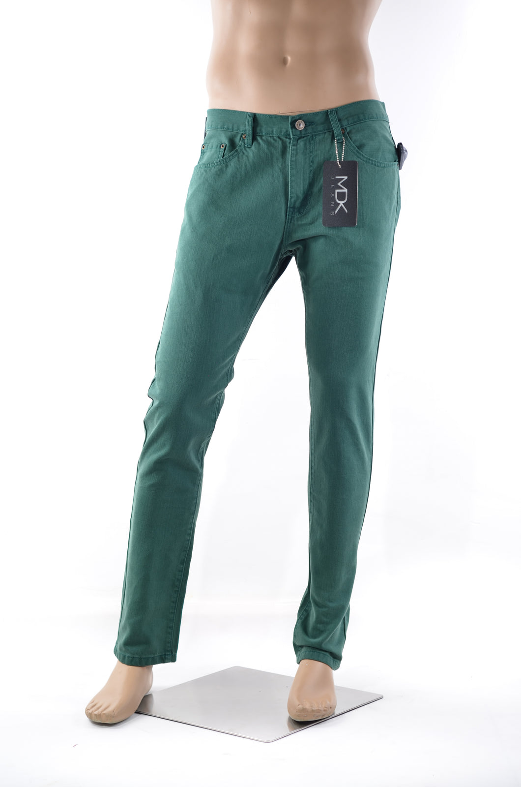 Dyed Denim (Green)