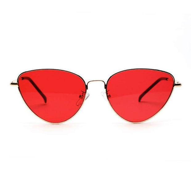 EVO Cat Eye Sunglasses-SUNGLASSES-URBANYOO