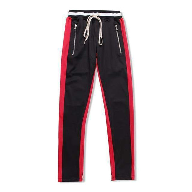 RETRO Joggers Dark Grey-PANTS-URBANYOO