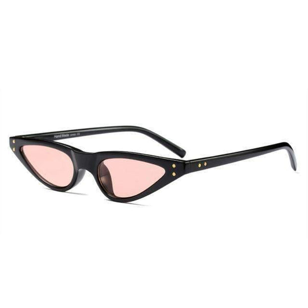 TRIANGLE Cat Eye Sunglasses-SUNGLASSES-URBANYOO