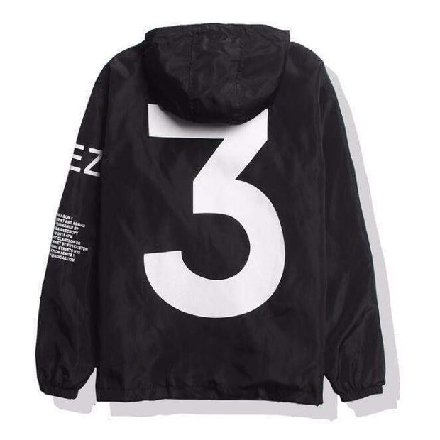 Y-3 Windbreaker-JACKET-URBANYOO