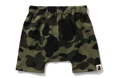 1ST CAMO SHORT PANTS