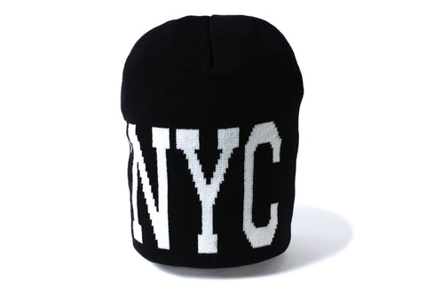 NYC KNIT CAP