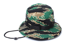 TIGER CAMO MILITARY HAT