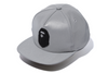APE HEAD REFLECTOR SNAP BACK CAP