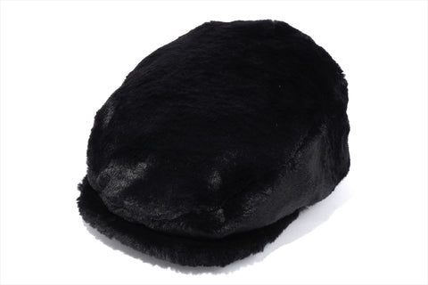 FUR HUNTING CAP