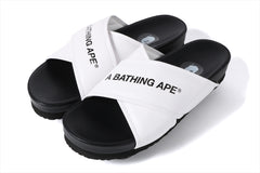 A BATHING APE SLIPPER