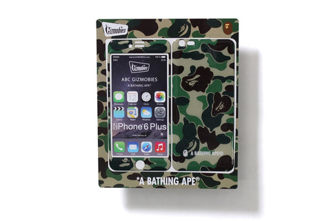 ABC GIZMOBIES FOR I PHONE6/6S PLUS CASE