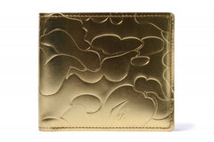 FOIL ABC LEATHER WALLET