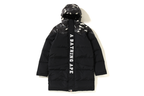 CITY CAMO LONG DOWN SNOWBOARD JACKET