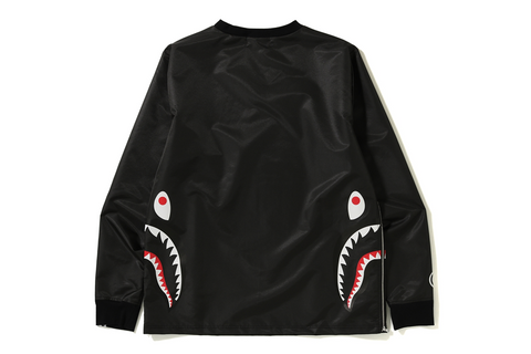 SIDE ZIP SHARK WINDBREAKER