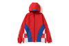 COLOR BLOCK HOODIE JACKET