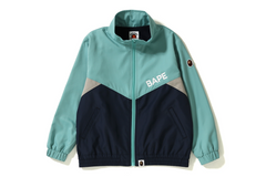 COLOR BLOCK BAPE JACKET