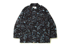 SPACE CAMO MILITARY JACKET