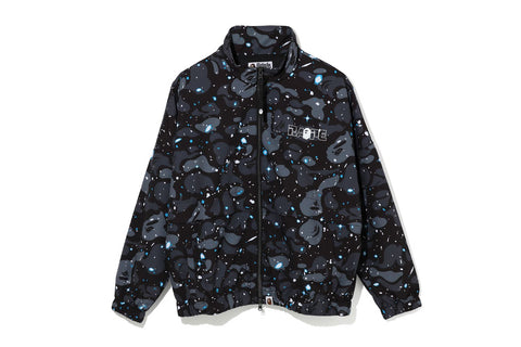 SPACE CAMO TRACK JACKET