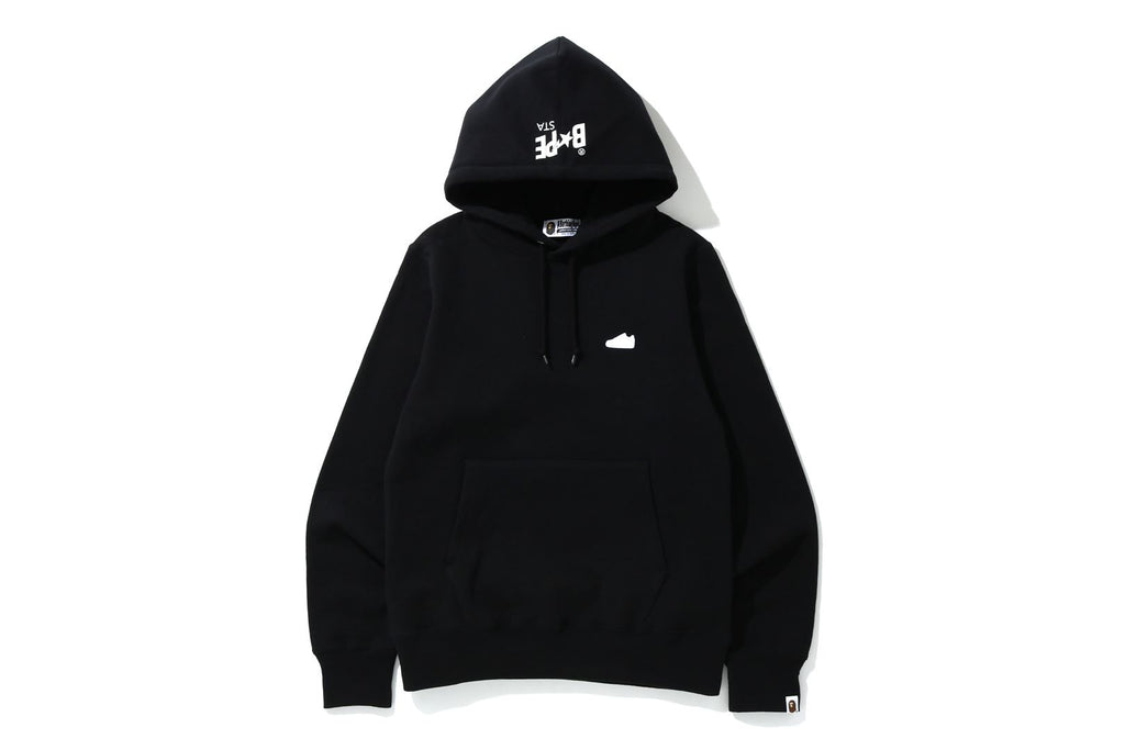 BAPE STA ONE POINT PULLOVER HOODIE