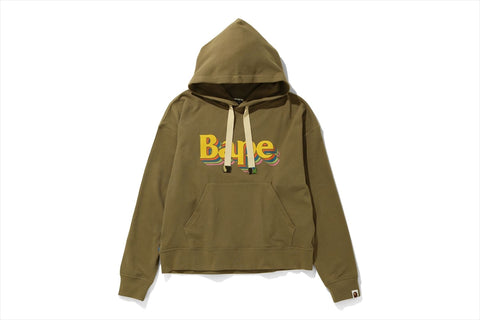 ABC CAMO FLOWER WIDE PULLOVER HOODIE