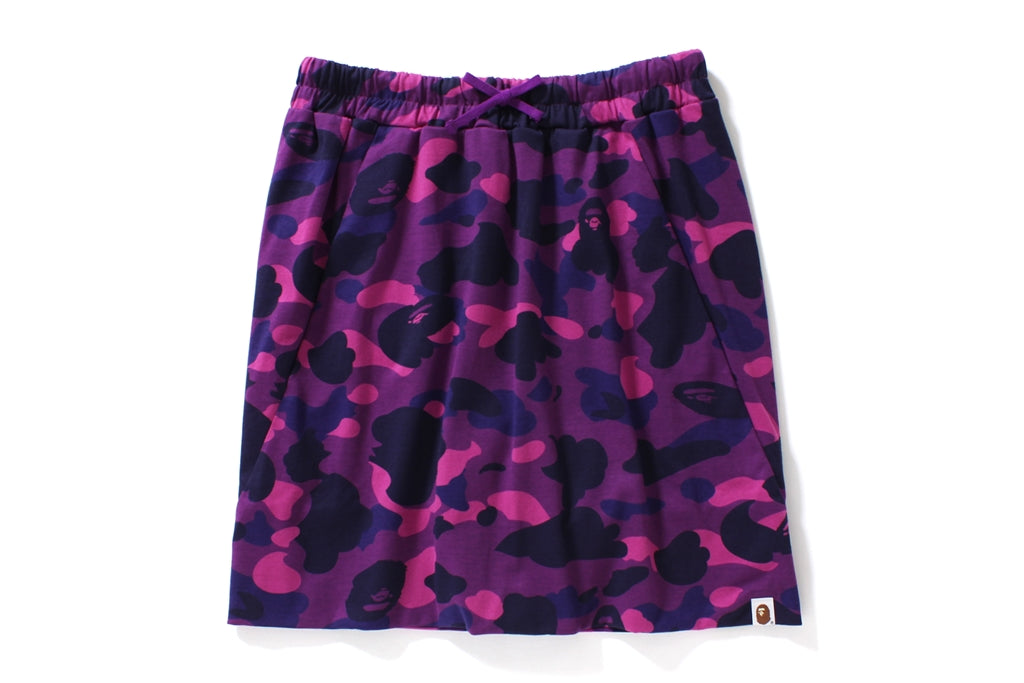COLOR CAMO SHORTS