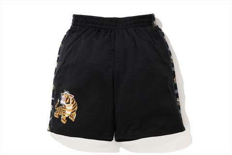 TIGER WIDE JERSEY SHORTS