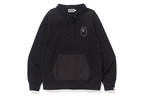 POCKET CREWNECK