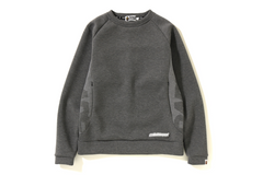 DOUBLE KNIT CREWNECK