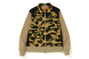 1ST CAMO TACTICAL WIDE ZIP SWEAT