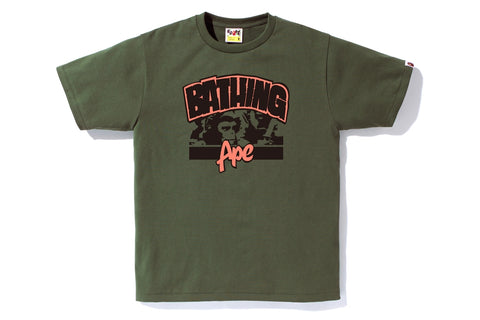 BATHING APE APE TEE