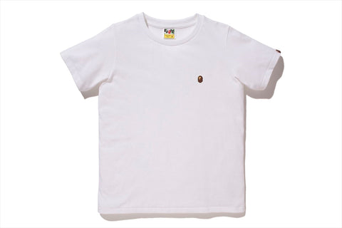SILICON APE HEAD ONE POINT TEE