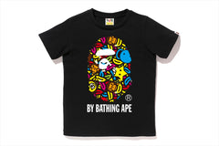 MILO BANANA POOL BY BATHING APE TEE