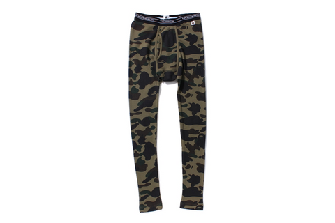 1ST CAMO LEGGINGS