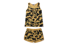 1ST CAMO TANK & SHORTS SET