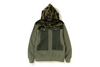 1ST CAMO RELAXED FULL ZIP HOODIE