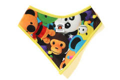 MILO ALL PLUSH DOLL BANDANA BIB