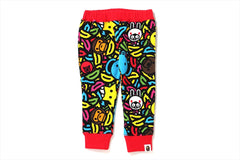 MILO BANANA POOL BABY PANTS