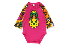MILO DINOSAURS TRICERATOPS BODY SUIT