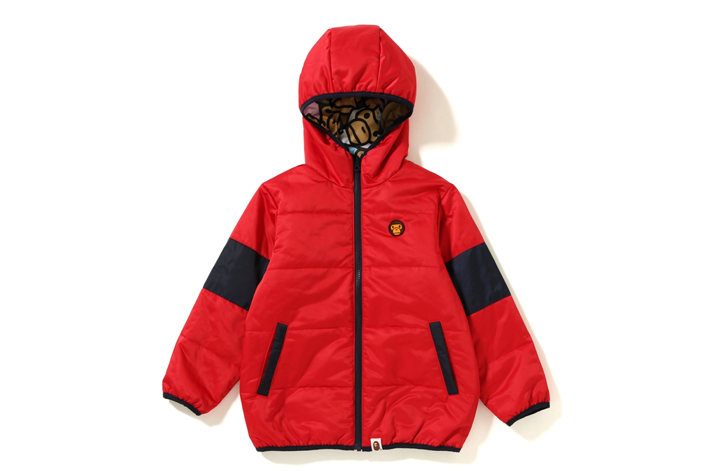 ALL BABY MILO MULTI REVERSIBLE JACKET