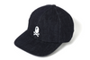 APE CROSSBONE EMBLEM DENIM CAP