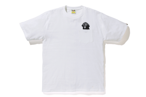 CAPTAIN APE CROSSBONE POCKET TEE