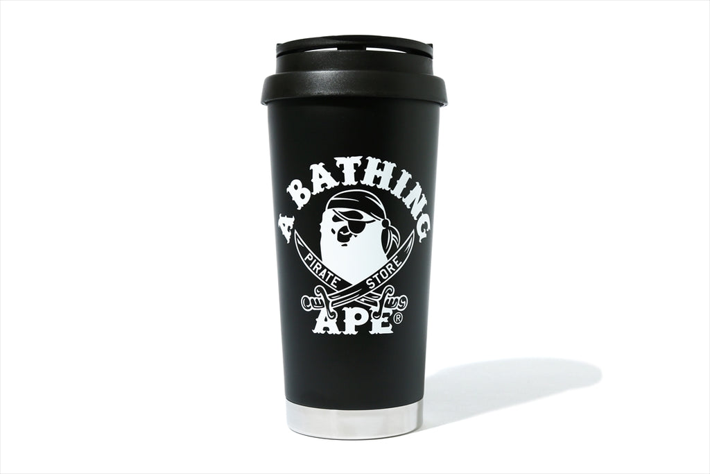 APE PIRATE COLLEGE TUMBLER