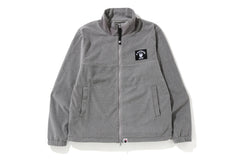 PIRATE COLLEGE LABEL FLEECE JACKET