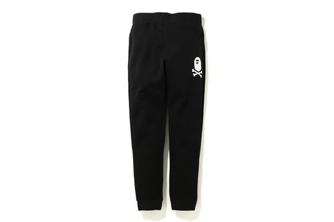 DOUBLE KNIT APE CROSSBONE PANTS