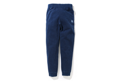 INDIGO APE CROSSBONE SLIM SWEAT PANTS