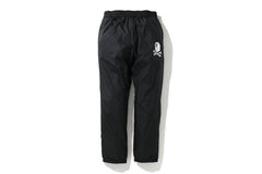 APE CROSSBONE TRACK PANTS