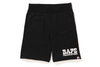 BAPE PIRATE STORE SWEAT SHORTS
